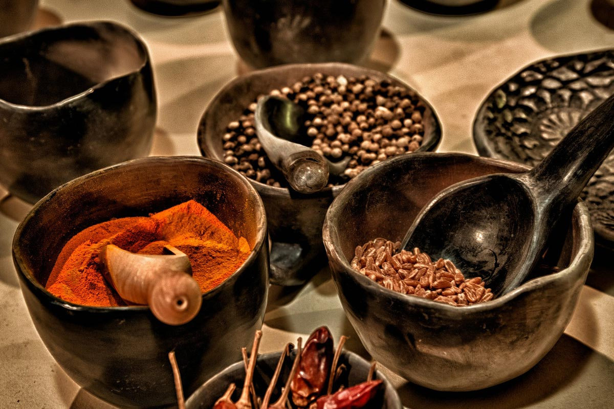 Spices for life